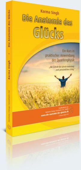 Buchcover: Die Anatomie des Glücks