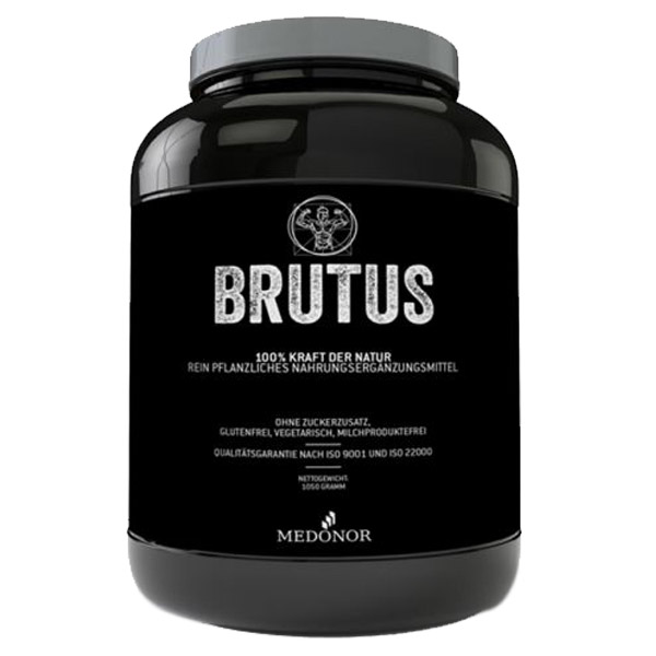 Brutus to build and re-build muscles
