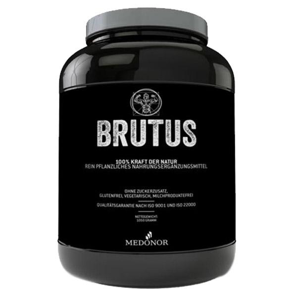 Brutus um Muskel aufzubauen