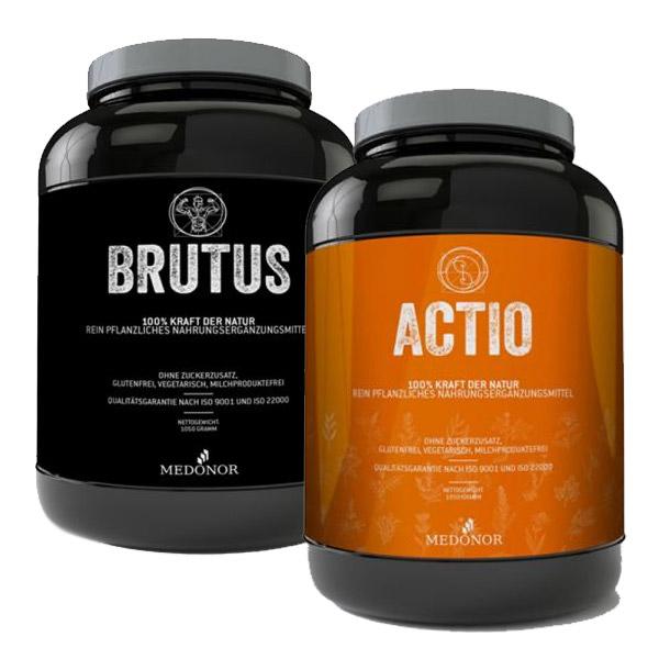 Actio und Brutus Kombi