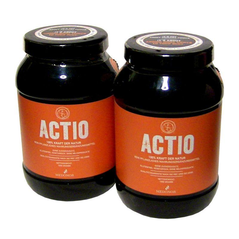 2 x Actio to detoxify